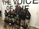African Children's Choir w/ Matt Harvey @ The Player's Tribune - NYC