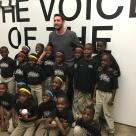 African Children's Choir w/ Matt Harvey @ The Player's Tribune - NYC